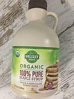 Органический канадский кленовый сироп Earth´s pride maple syrup