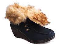 Женские ботинки на зимнее время
