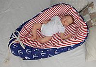 Позиционер для новорожденного Морской