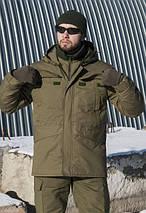 """Куртка зимняя с подстёжкой """"MGT-65"""" (52, 54р), фото 3"""