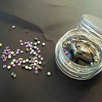 Стразы ss 5 Crystal, хамелион, 100 шт