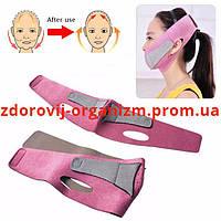 Турмалиновая ортопедическая корректирующая маска на лицо и «убрать двойной подбородок»