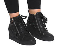 Модные ботинки дышащие сникерсы,ботинки , фото 1