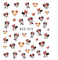 Слайд для дизайна ногтей STZ-213
