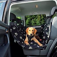 Trixie (Трикси) Car Seat Cover накидка на заднее сиденье в автомобиль для собак 140 × 145 см