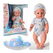 Пупс кукла Baby Born (Беби Борн) BL014E 42см