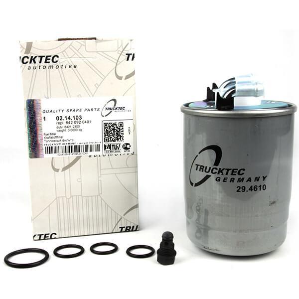 Фильтр топливный MB Sprinter 2.2CDI OM651 09-