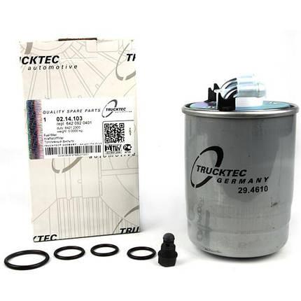 Фильтр топливный MB Sprinter 2.2CDI OM651 09-, фото 2