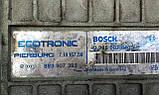 Блок управления двигателем БУД ЭБУ Volkswagen Golf 2 Jetta Passat B3 Audi 80 1.6 2.0 0285007040 7.18167.59, фото 5