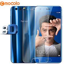 Защитное стекло Mocolo 3D 9H на весь экран для Huawei Honor 9 прозрачный