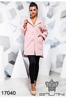 Модное  пальто  женское  (42-46), доставка по Украине