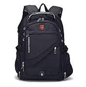 Городской рюкзак SwissGear с выходом под наушники №1