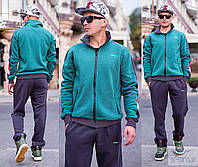 Спортивный костюм мужской теплый, с 46-56 размер