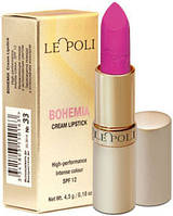 Помада LE POLI Bohemia Cream Lipstick № 33
