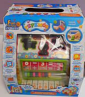 """Развивающая игрушка для самых маленьких Музыкальный """"Теремок"""" 9196 Joy Toy Китай"""