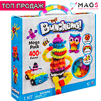 Конструктор репейник Банчемс Mega Pack 400+ Bunchems