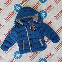 Детская зимняя куртка для мальчика оптом F&D, фото 1