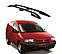 Рейлинги Citroen Jumpy 1996-2007 с металлическим креплением, фото 4