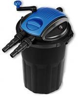 Напорный фильтр с обратной промывкой AquaKing PF²-30 ECO с УФ-стерилизатором-18Вт (для пруда до 10000л)