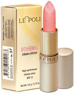 Помада LE POLI Bohemia Cream Lipstick № 37