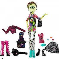Кукла монстер хай Айрис Клопс я люблю моду