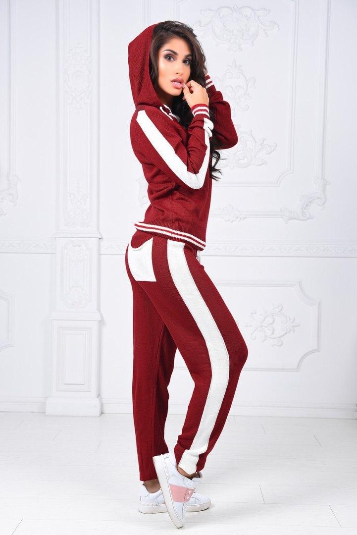 518c3112 Спортивный костюм №3453В (р-р.42-46). Трикотаж (Турция). Цвета в ...