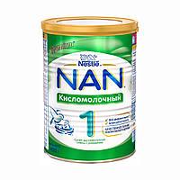Nestlé NAN 1 КИСЛОМОЛОЧНЫЙ, 400 г.