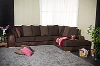 Диван Astor угловой комплекты мягкой мебели для гостиной в доме, без механизма