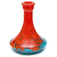 Колба Craft Prisma 27 см, оранжево-голубая