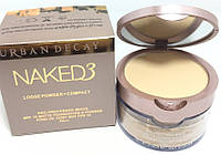URBAN DECAY NAKED 3 пудра