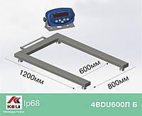 Весы паллетные Axis 4BDU600П-Б