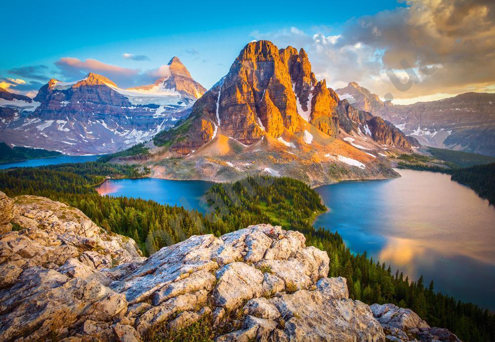 Пазлы Castorland С-103423 Национальный парк. Канада, 1000 элементов