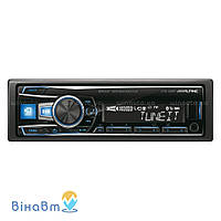 USB автомагнитола Alpine UTE-92BT с Bluetooth
