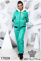Теплый Спортивный женский костюм на меху(42-46 р), доставка по Украине