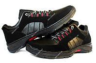 Чоловічі утеплені черевики кросівки ПЗ-73ч