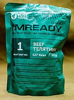 М'ясні консерви I'MREADY - яловичина у власному соку