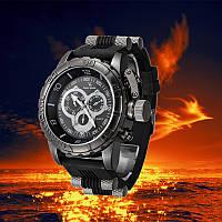 Часы мужские V6 Grizzly black