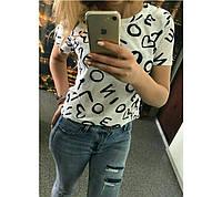 "Женская футболка ""Print"""