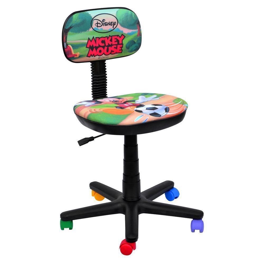 Кресло детское Бамбо Дизайн Дисней Микки Футбол (AMF-ТМ)