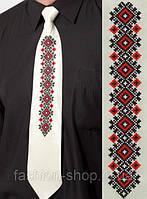 Вишиті краватки - тренд 2014!