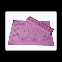 Коврик для ванной Lotus - 50*70 темно-розовый