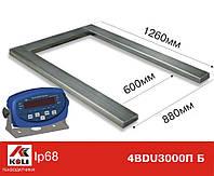 Весы паллетные Axis 4BDU3000П-Б