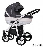 Детская коляска Coletto Savona Decor 01