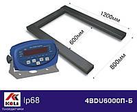 Весы паллетные Axis 4BDU6000П-Б