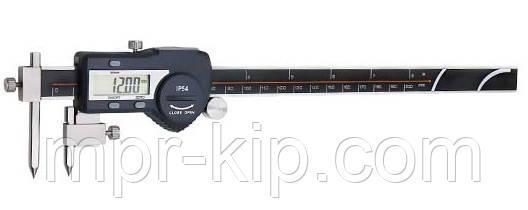 Штангенциркулі для вимірювання межцентровых відстаней Shahe (5118-200) 5-200/0,01 мм з бігунком