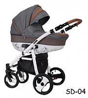 Детская коляска Coletto Savona Decor 04
