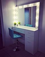 Стол для визажиста с подсветкой V96