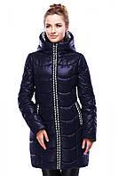 Удлиненная куртка с воротником-капюшоном