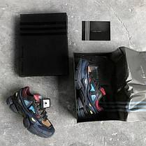 Женские кроссовки Adidas Raf Simons Ozweego 2 Dark Shale, Адидас Раф Симонс Озвиго, фото 3
