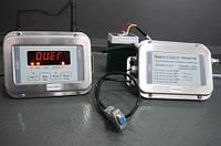 Весоизмерительный терминал с радиоканалом A12EWS